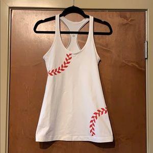 St. Louis Cardinals Baseball Tank Top (s/m)